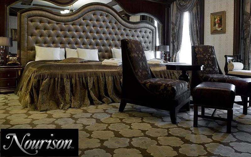 Nourison Rug Company Fitted carpet Fitted carpets Flooring Bedroom | Contemporary