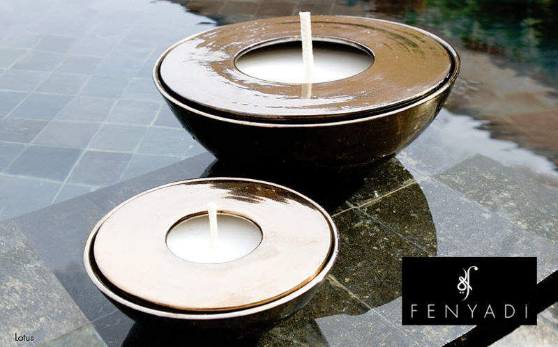 FENYADI Outdoor candle Japanese latern & Outdoor candles Lighting : Outdoor Balcony-Terrace | Elsewhere