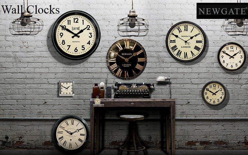 NEWGATE CLOCKS Wall clock Clocks, Pendulum clocks, alarm clocks Decorative Items  |