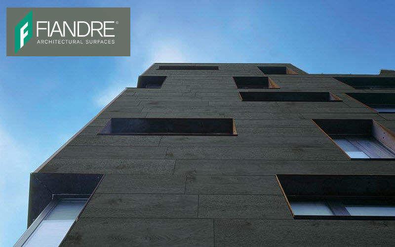 XTRA FIANDRE Exterior décor Outside walls Walls & Ceilings Public space | Contemporary