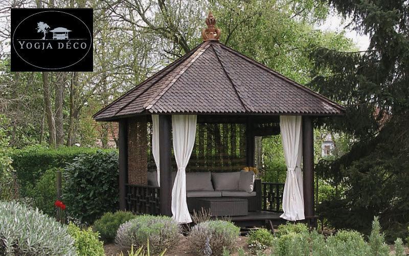 YOGJA DECO Gazebo Tents Garden Gazebos Gates... Garden-Pool | Elsewhere