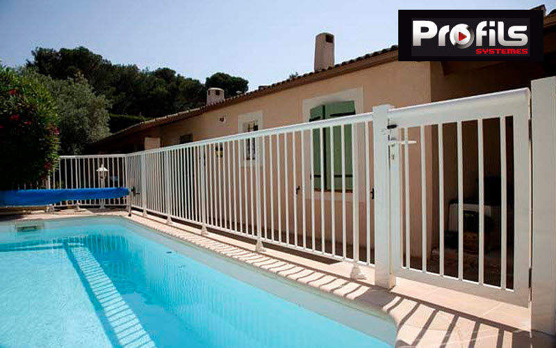 Profils Systemes Pool fence Safety Swimming pools and Spa  |