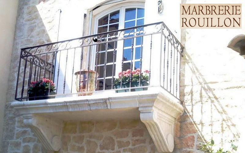 Marbrerie Rouillon Balcony Balconies Doors and Windows  |