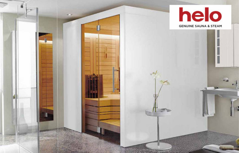 Helo Sauna Sauna & hammam Bathroom Accessories and Fixtures  |