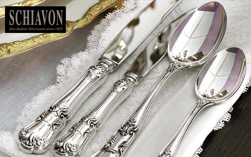 Schiavon Cutlery Knife and fork sets Cutlery  | Classic