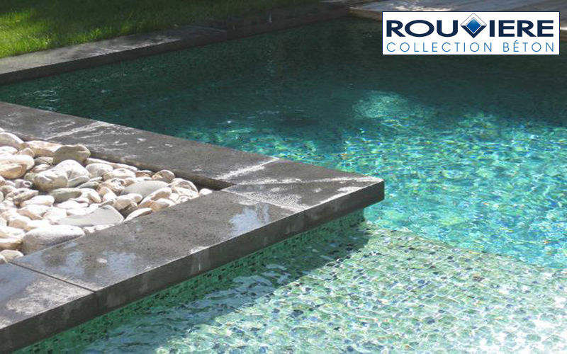 Rouviere Collection Pool border tile Kerbs and borders Swimming pools and Spa  |