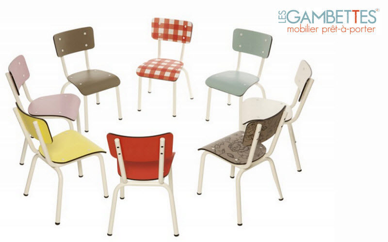 LES GAMBETTES Children's chair Seats (Children) Children's corner  |