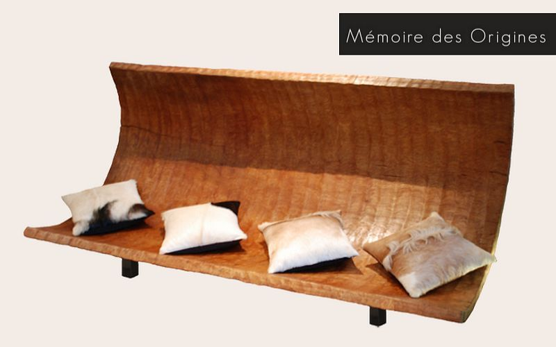 MEMOIRE DES ORIGINES Bench Benches Seats & Sofas  | Elsewhere