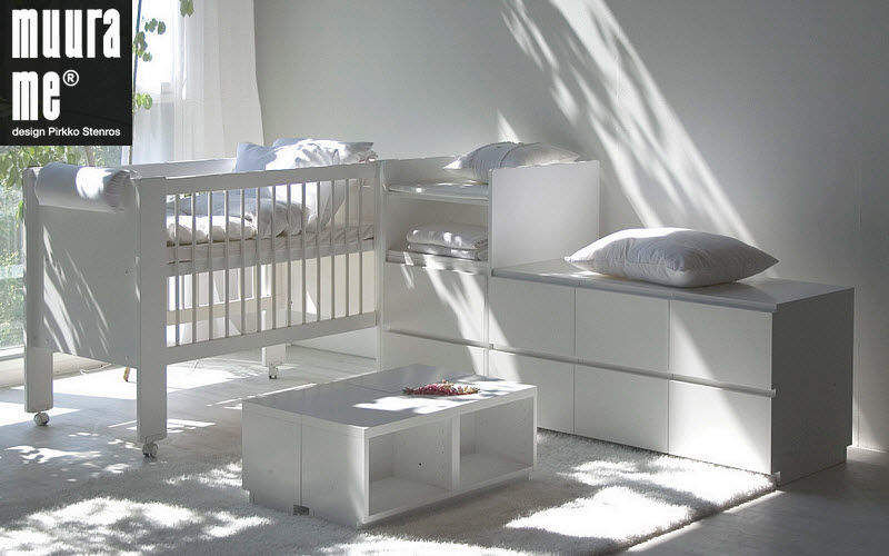 Muurame Infant Room 0-3 years Children's beddrooms Children's corner  |
