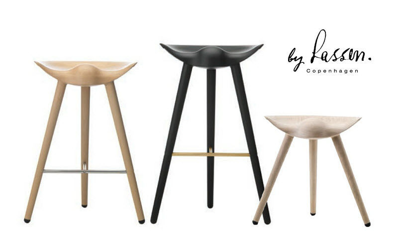 by Lassen Stool Footstools and poufs Seats & Sofas  |