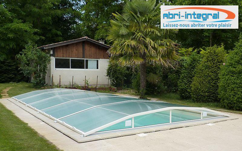 Abri-Integral Flat swimming pool shelter Swimming pool covers Swimming pools and Spa  |