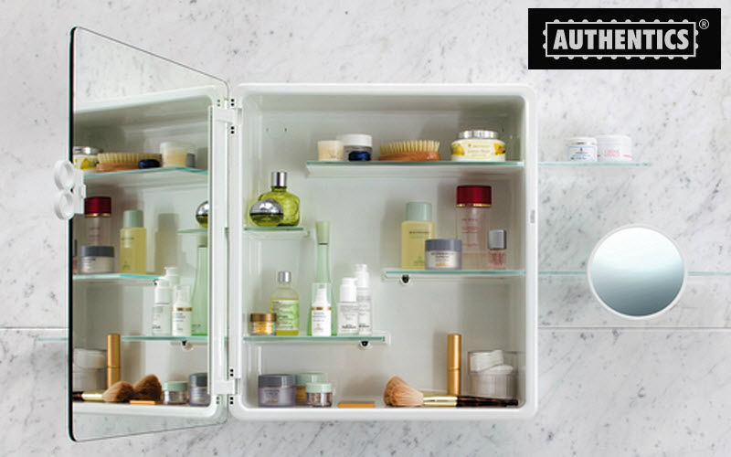 Authentics Bathroom wall cabinet Bathroom furniture Bathroom Accessories and Fixtures  |