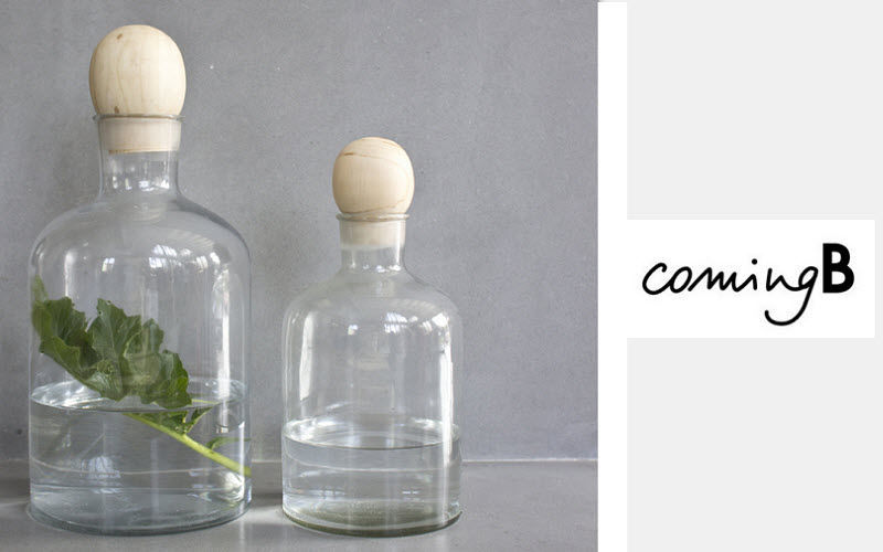 Coming B Decorative bottle Goblets and basins Decorative Items  |