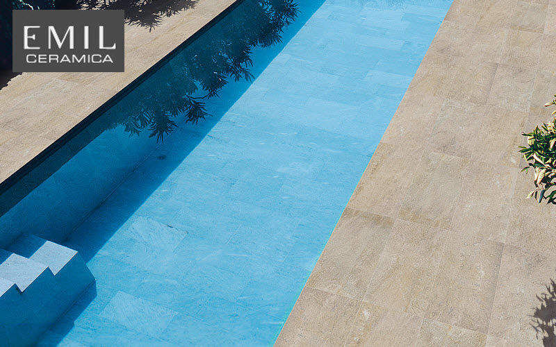 EMIL CERAMICA Pool deck Kerbs and borders Swimming pools and Spa  |