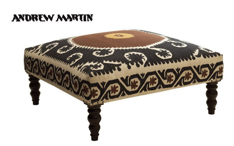 Andrew Martin Floor cushion Footstools and poufs Seats & Sofas  |
