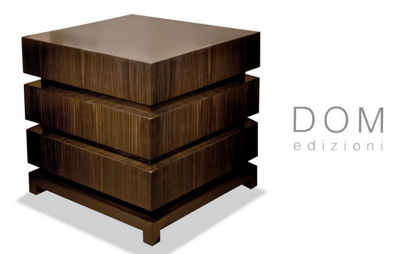 DOM EDIZIONI Bedside table Bed ends Furniture Beds  |
