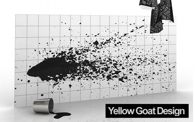YELLOW GOAT DESIGN Partition wall Partitions Walls & Ceilings  |