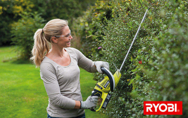 RYOBI Hedge trimmer Gardening accessories Outdoor Miscellaneous  |