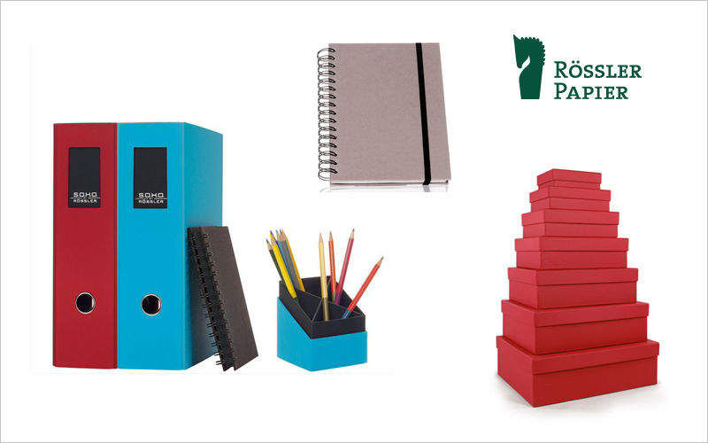 RÖSSLER PAPIER Storage box Boxes and files Office   