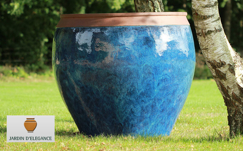 JARDIN D'ELEGANCE Jar Flowerpots Garden Pots  |
