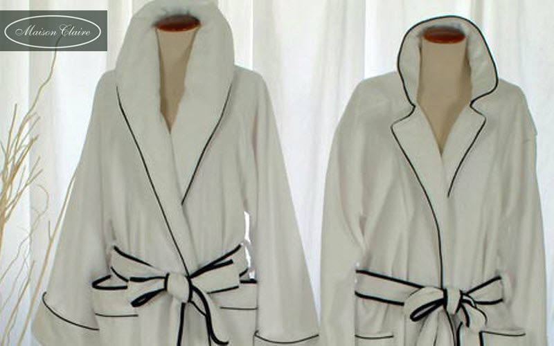 MAISON CLAIRE Bathrobe Bathroom linen Household Linen   
