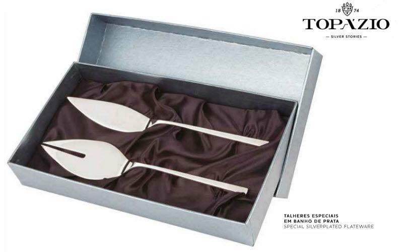 Topazio Tart server Cake servers Cutlery  |
