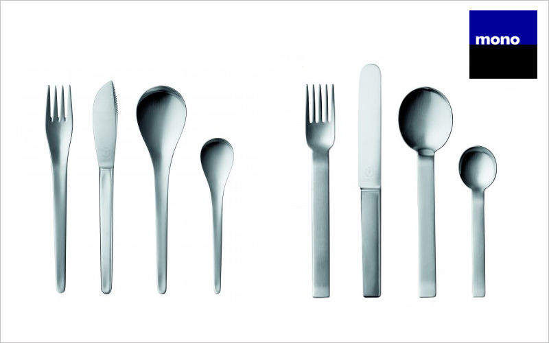 Mono Cutlery Knife and fork sets Cutlery   