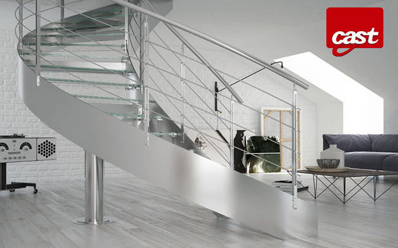 CAST Spiral staircase Stairs and ladders House Equipment  |