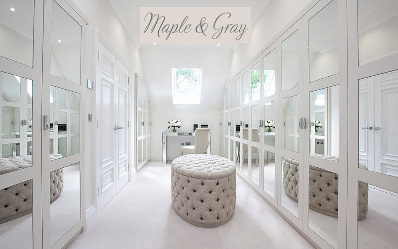 MAPLE & gray Dressing room Dressing rooms Wardrobe and Accessories  |