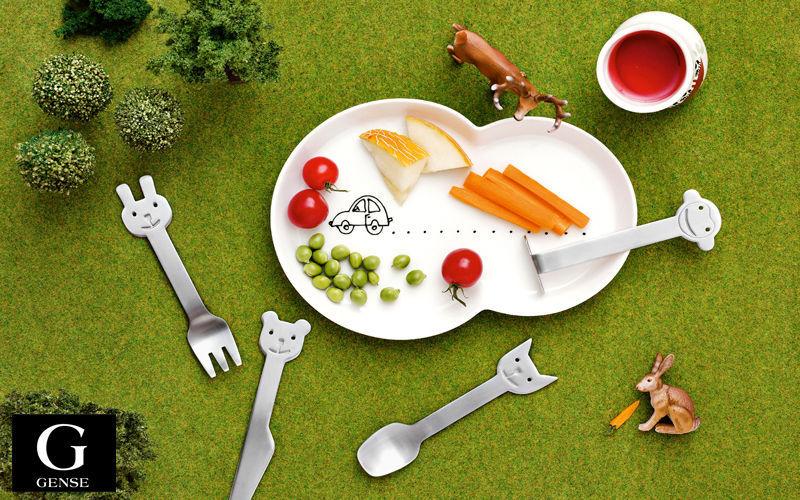 GENSE Children's cutlery Children's table accessories Children's corner  |