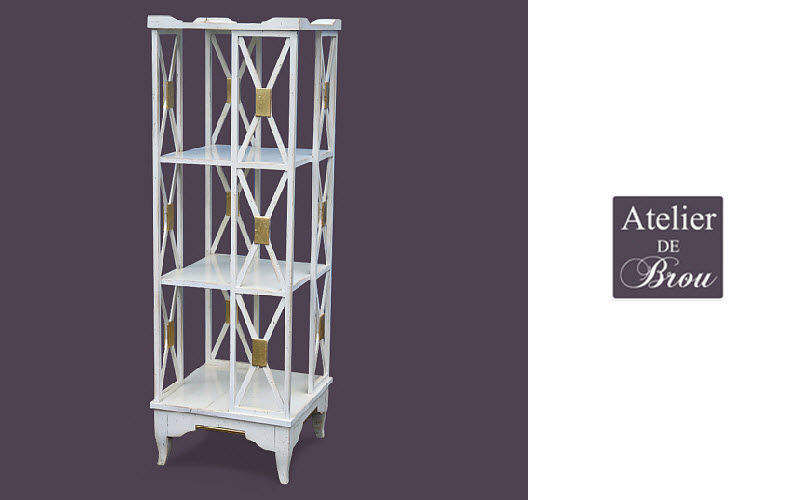Atelier De Brou Revolving bookcase Bookcases Storage  |
