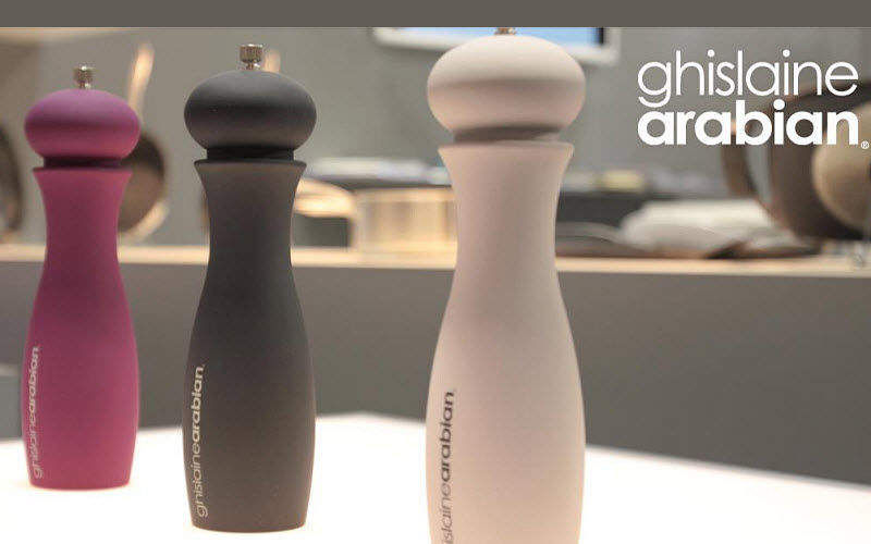 GHISLAINE ARABIAN Pepper mill Condiments Tabletop accessories  |