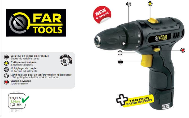 FARELEK Wireless drill Various Tools Tools  |