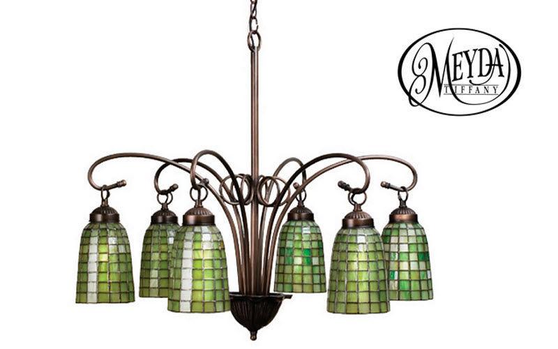 MEYDA TIFFANY Chandelier Chandeliers & Hanging lamps Lighting : Indoor  |