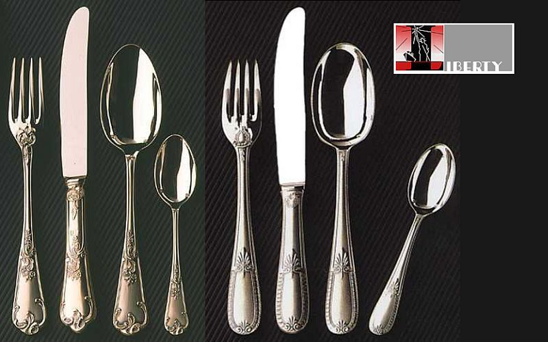 Orfevrerie Liberty Cutlery Knife and fork sets Cutlery  | Classic