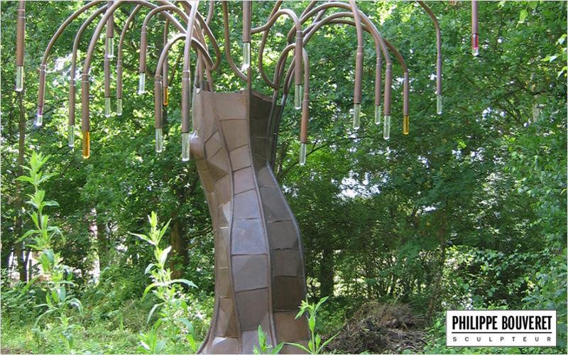 P. BOUVERET OBJETS INVENTÉS Sculpture Statuary Art  |