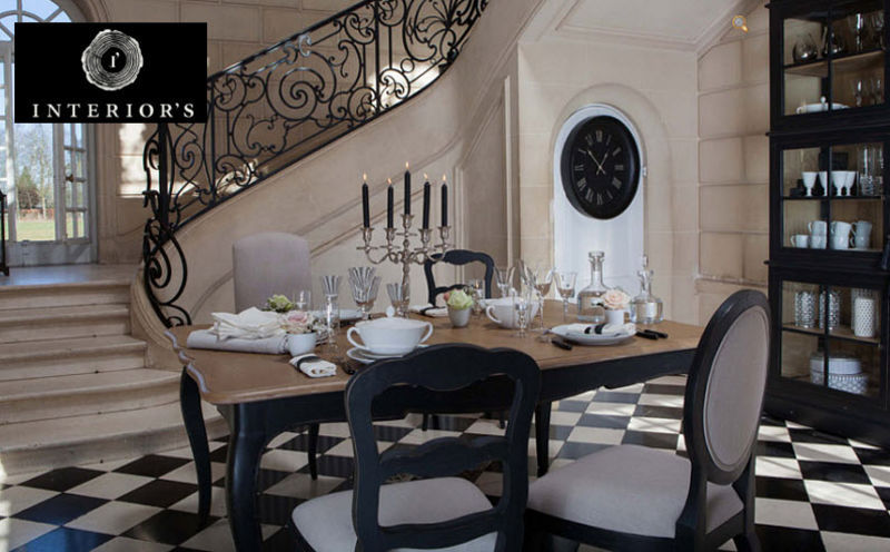 INTERIOR'S Dining room Dining tables Tables and Misc. Dining room | Classic