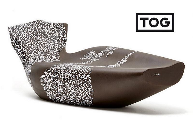 Tog - Allcreatorstogether Lounge sofa Méridienne' sofa Seats & Sofas  | Eclectic