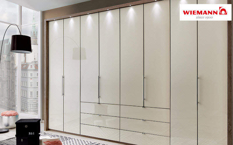 Wiemann Bedroom Wardrobe Wardrobe Storage  |