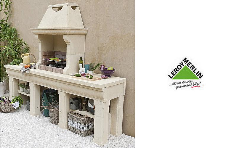 Leroy Merlin Outdoor kitchen Fitted kitchens Kitchen Equipment   