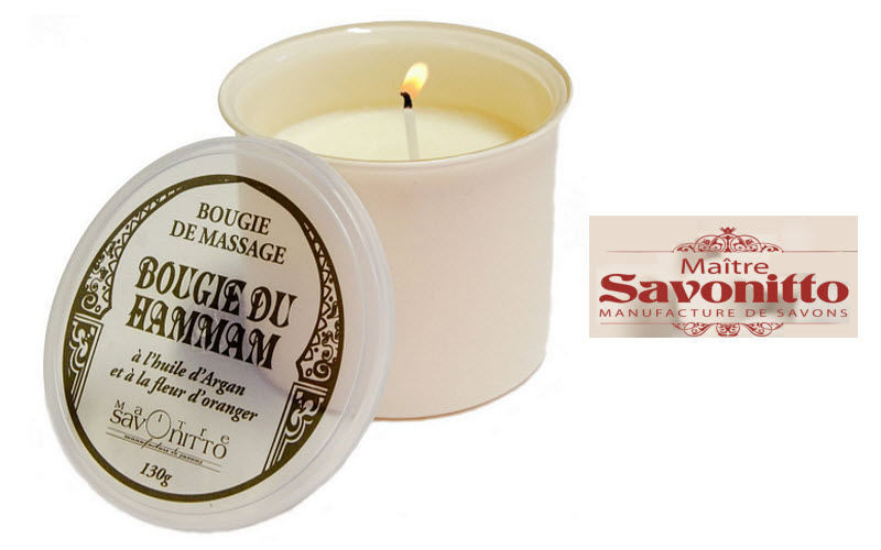 MAITRE SAVONITTO Massage candle Various flowers and aromatics Flowers and Fragrances  |