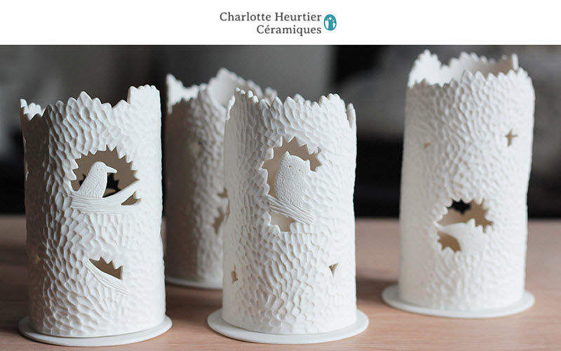 CHARLOTTE HEURTIER Candle jar Candles and candle-holders Decorative Items  |