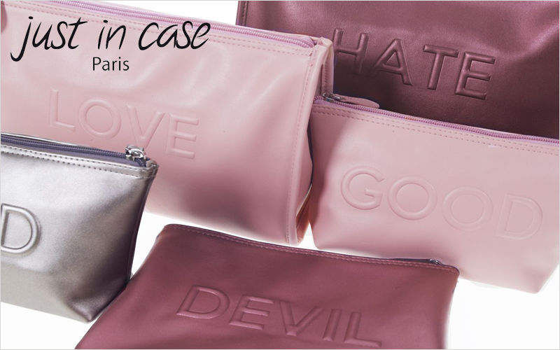 JUST IN CASE Makeup bag Instrument cases Beyond decoration  |