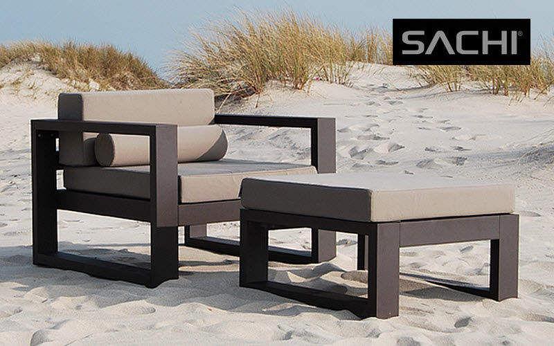 Sachi Garden armchair Outdoor armchairs Garden Furniture   