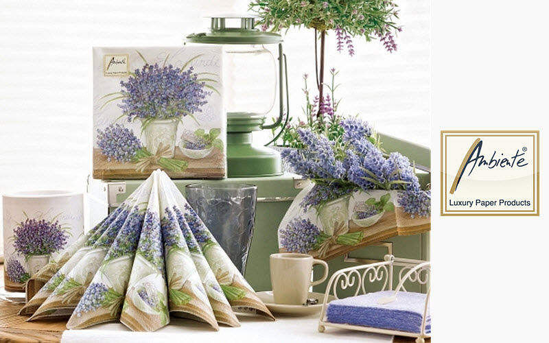 AMBIENTE EUROPE Paper napkin Table napkins Table Linen  |
