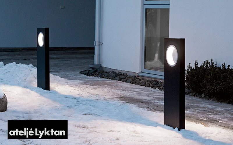 Atelje Lyktan Step lights Bollard lights Lighting : Outdoor  |