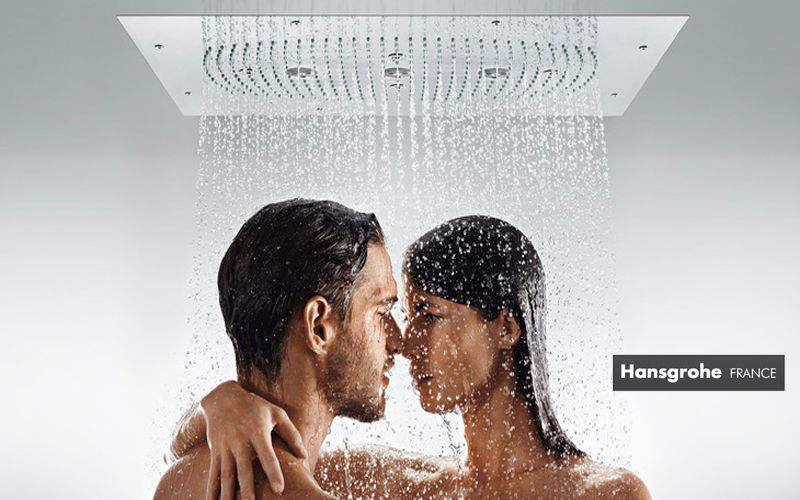 Hansgrohe France Ceiling shower head Showers & Accessoires Bathroom Accessories and Fixtures  |