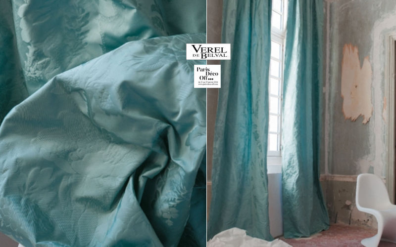 Verel De Belval Hooked curtain Curtains Curtains Fabrics Trimmings  |