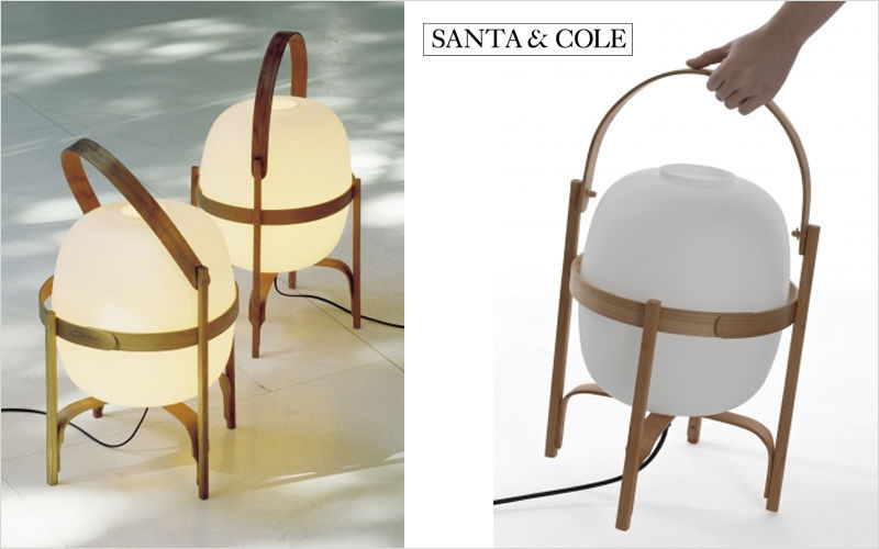 Santa & Cole Garden lamp Bollard lights Lighting : Outdoor  |