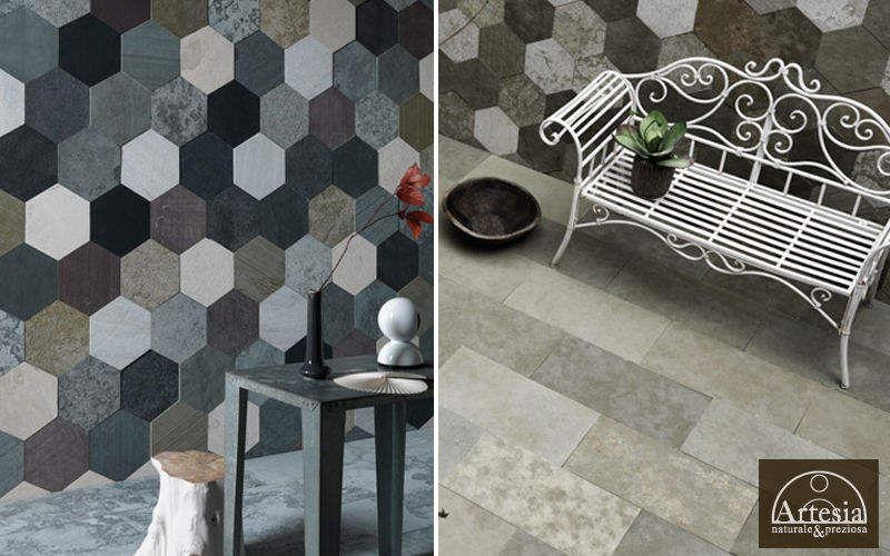 ARTESIA Stone tile Paving Flooring  |